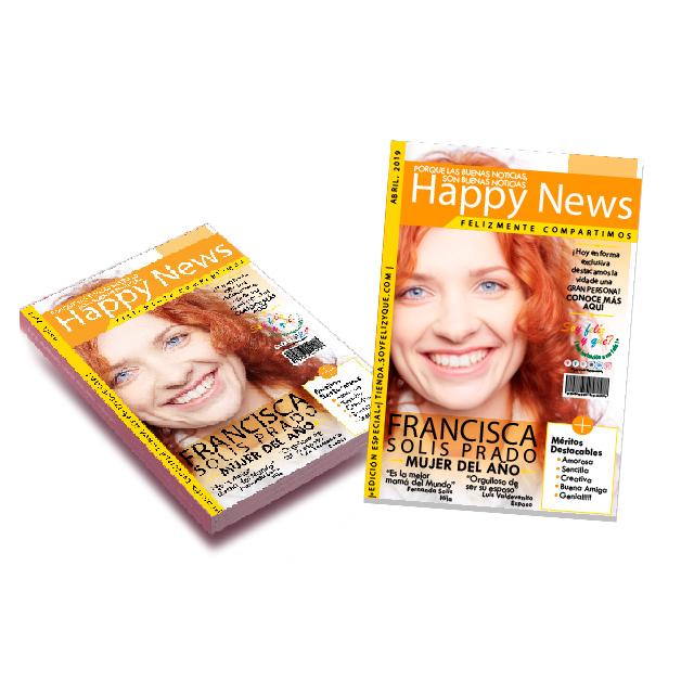 Magazine (Portada Revista Digital - Producto Personalizado)