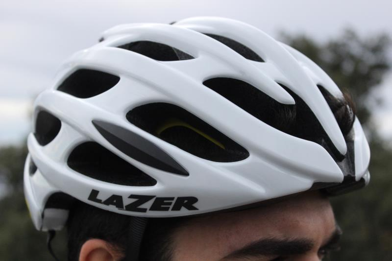 Casco Lazer Blade+Mips Blanco