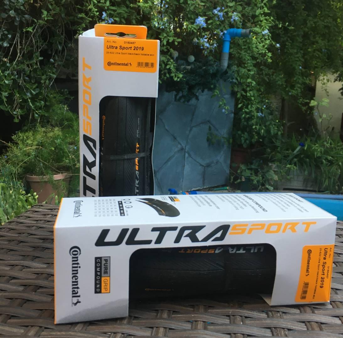 Continental Ultrasport III (Plegable)
