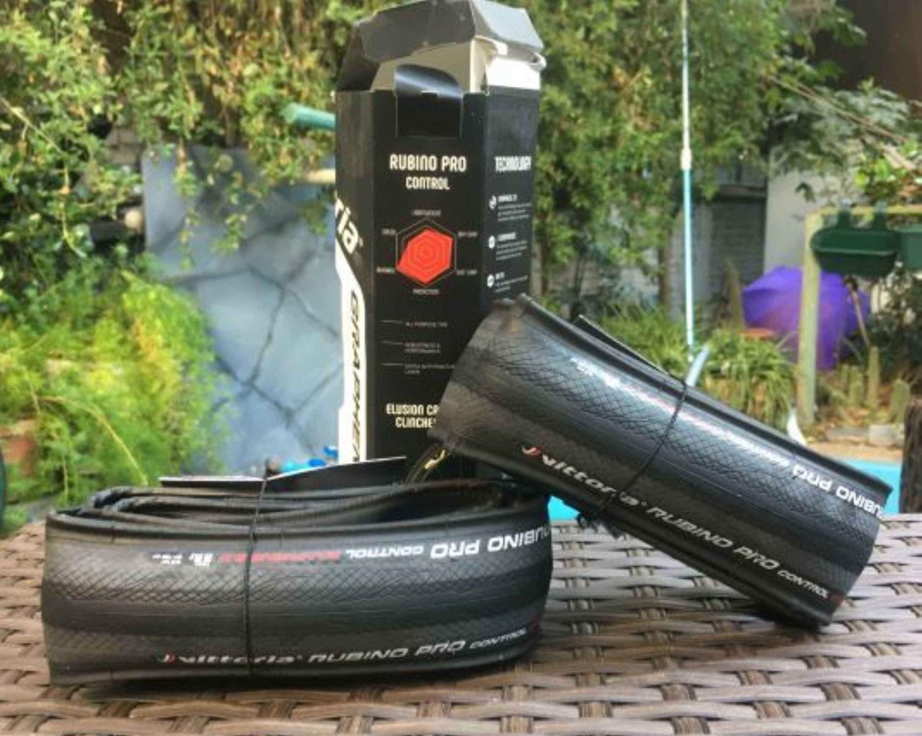 Vittoria Rubino Pro Control G2.0 (23mm, 25mm)
