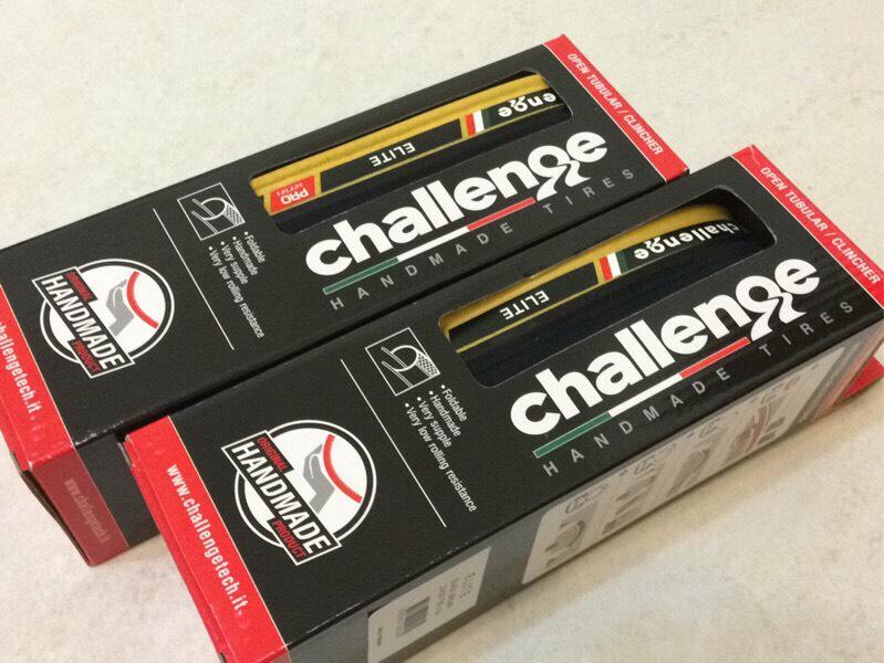 Challenge Elite Pro (700x25c) Plegable