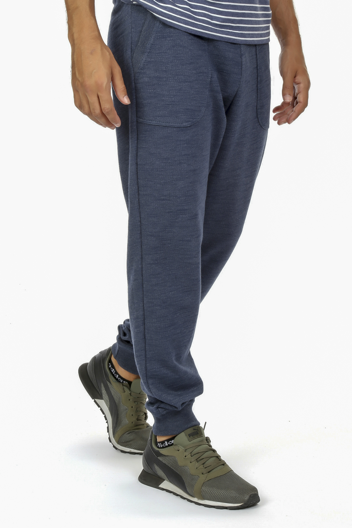 JOGGER - SWISS LORD - CENDRE BLUE
