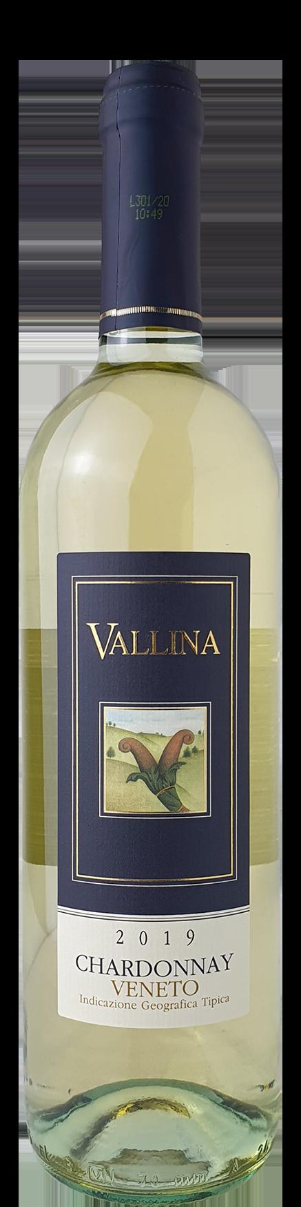 2019 Vallina Chardonnay