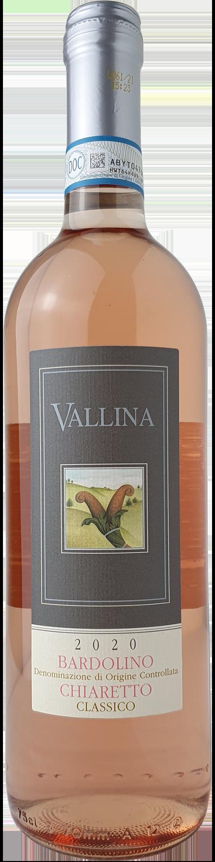 2019 Vallina Bardolino Chiaretto
