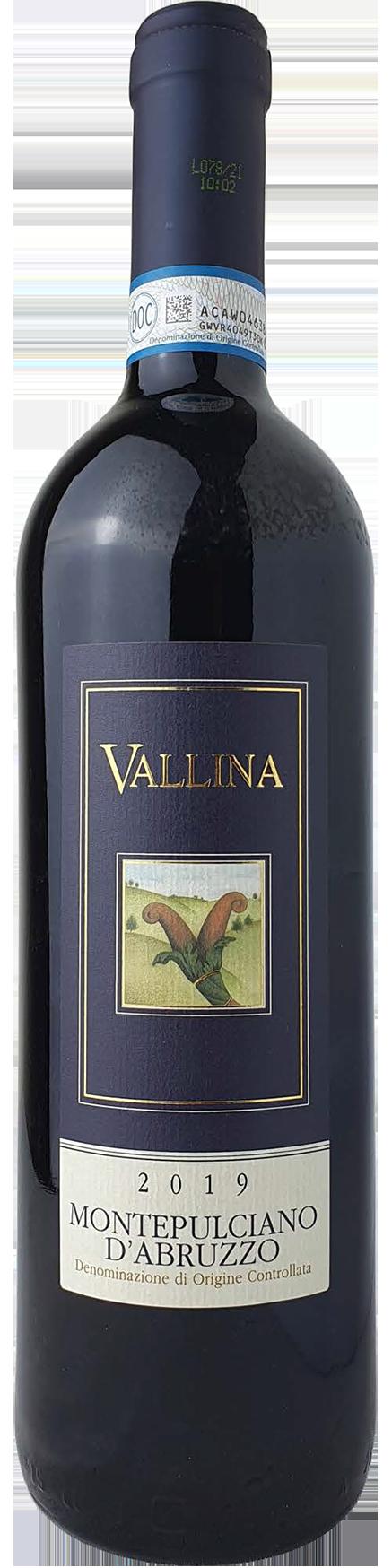 2019 Vallina Montepulciano