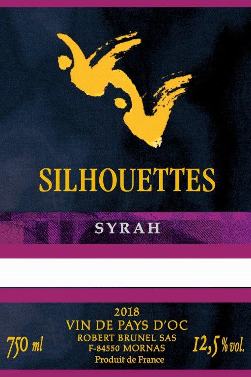 2018 Silhouettes rouge