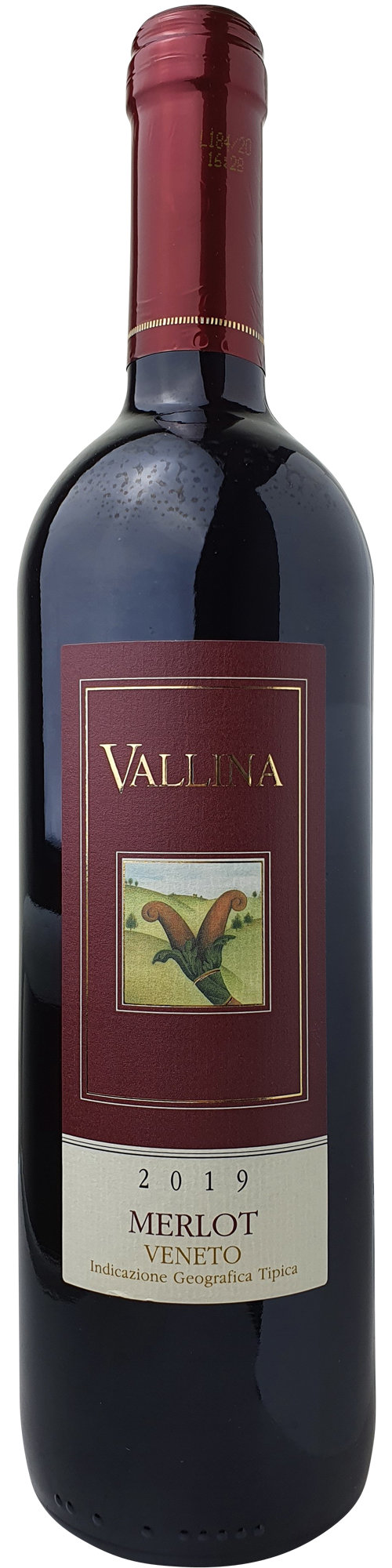 2019 Vallina Merlot