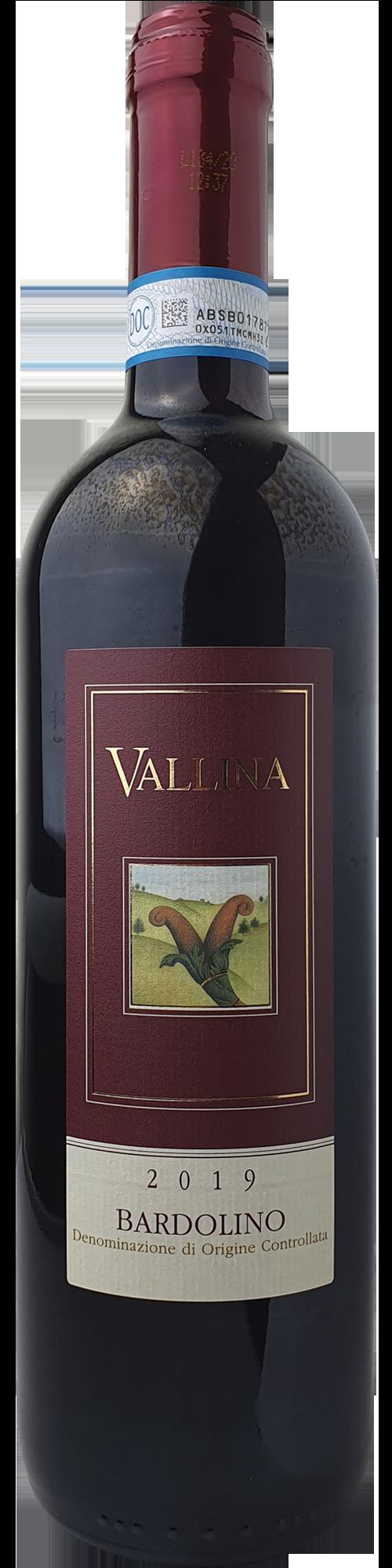 2019 Vallina Bardolino
