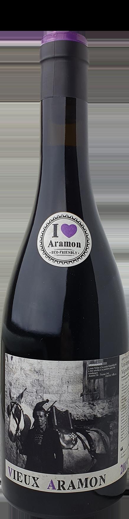 2019 Vieux Aramon