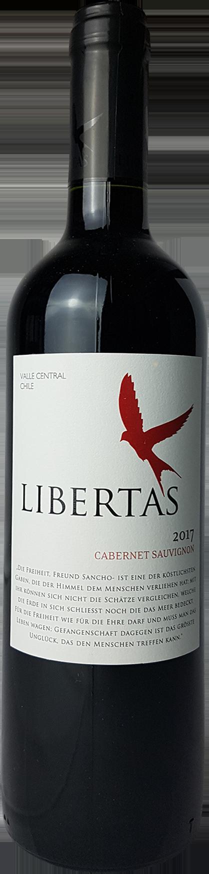 2017 Libertas Cabernet Sauvignon