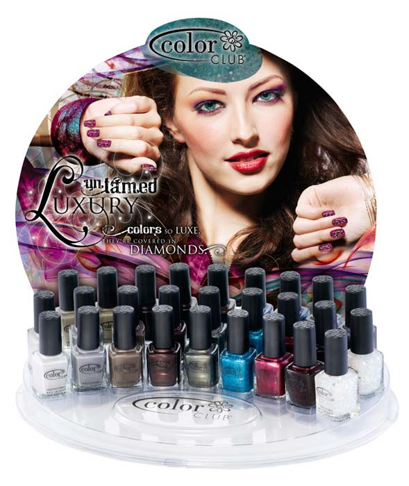 Esmaltes Color Club Colección Untamed Luxury