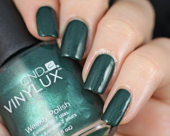 Esmalte CND Vinylux Serene Green