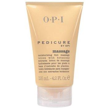 Massage - Pedicure by OPI