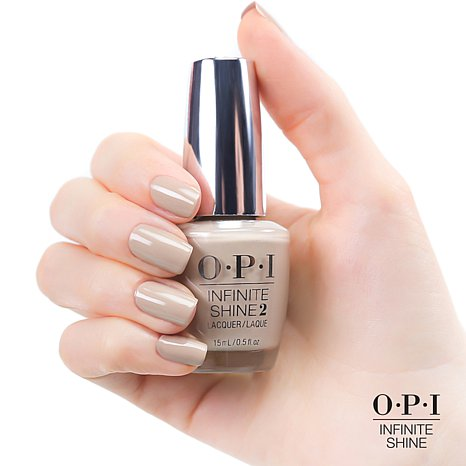 Esmalte OPI Infinite Shine - Maintaining My Sand-ity