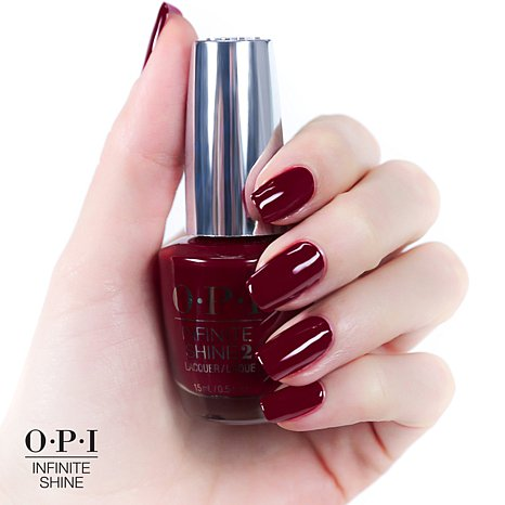 Esmalte OPI Infinite Shine - Raisin' the Bar