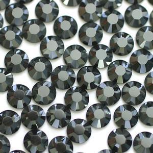 Cristales Swarovski SS5 Jet Hematite