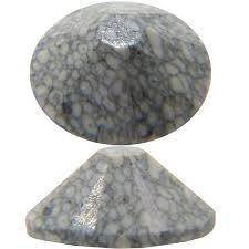 Cristales Swarovski SS7 Ceramics Marbled Light Grey