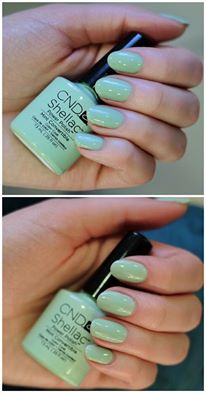 Esmalte permanente CND Shellac Mint Convertible 7.3 ml