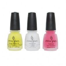 Set Tratamientos China Glaze