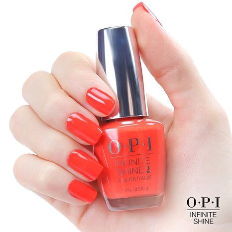 Esmalte OPI Infinite Shine - Endurance Race to the Finish