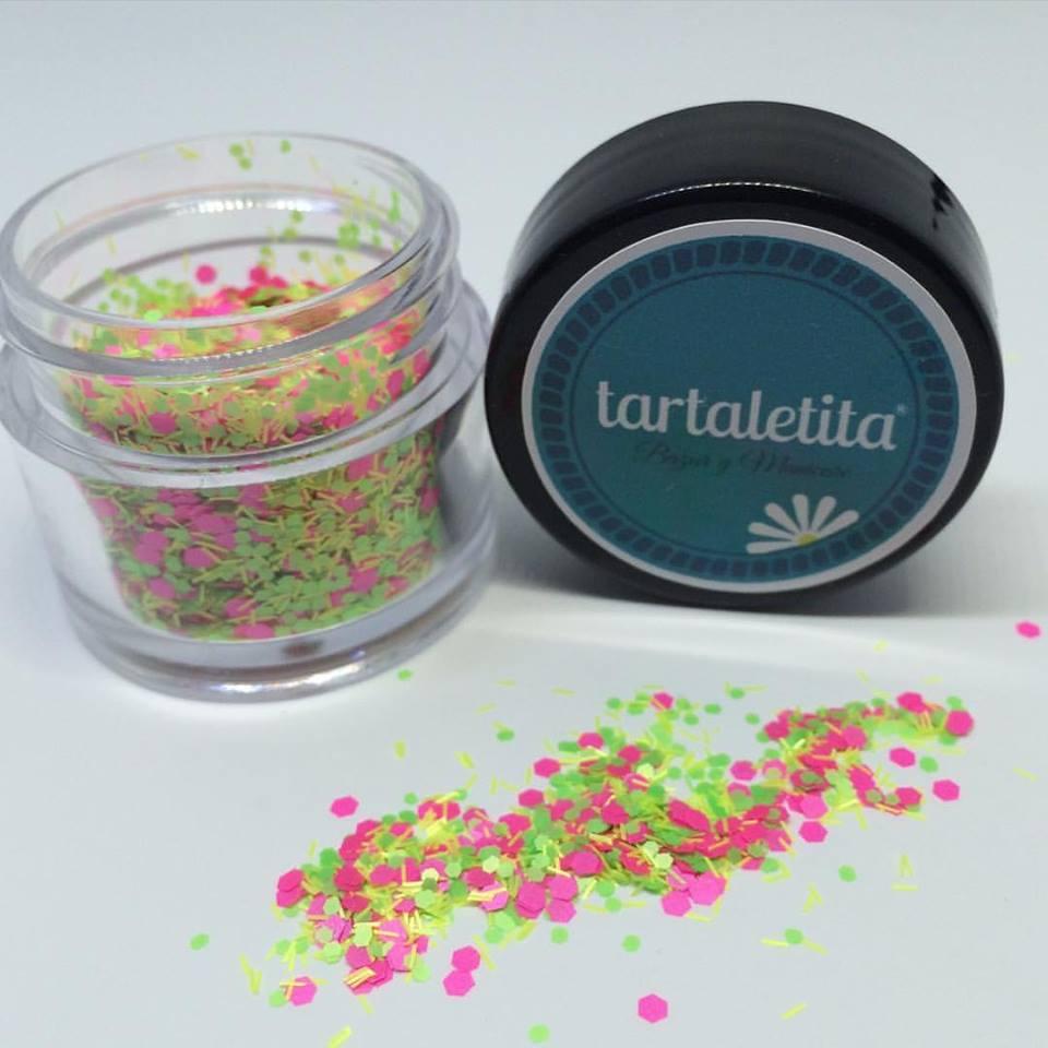 Glitter Kiwi Coolatta
