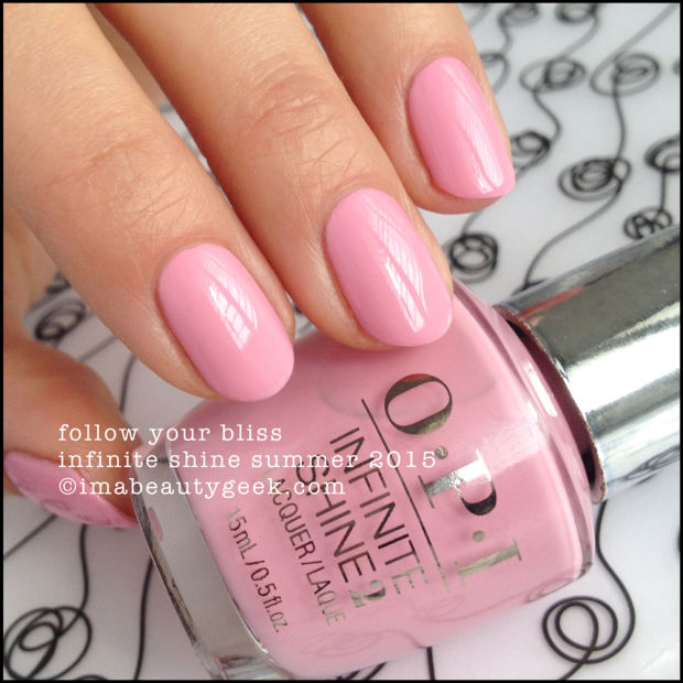 Esmalte OPI Infinite Shine - Follow your Bliss