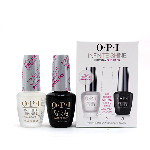 Set OPI Infinite Shine Gel Effects Duo Pack