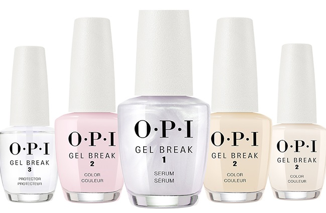 Tratamiento OPI Gel Break