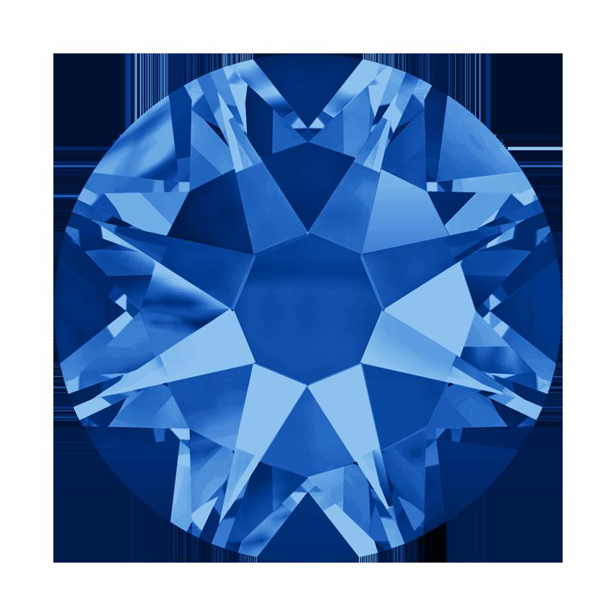 Cristales Swarovski SS16 Sapphire