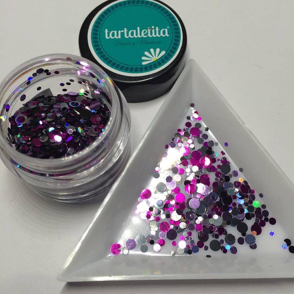 Glitter Colección Dottie