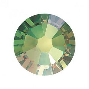 Cristales Swarovski SS12 Peridot AB