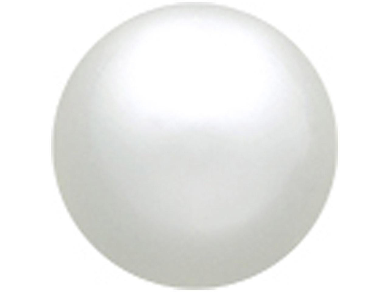 Perlas Swarovski SS10 White