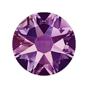 Cristales Swarovski SS9 Amethyst AB