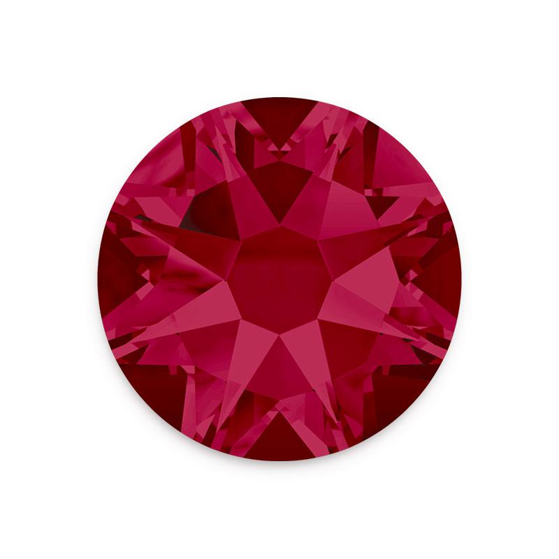 Cristales Swarovski SS6 Ruby