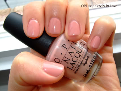 Esmalte OPI Hopelessly In Love