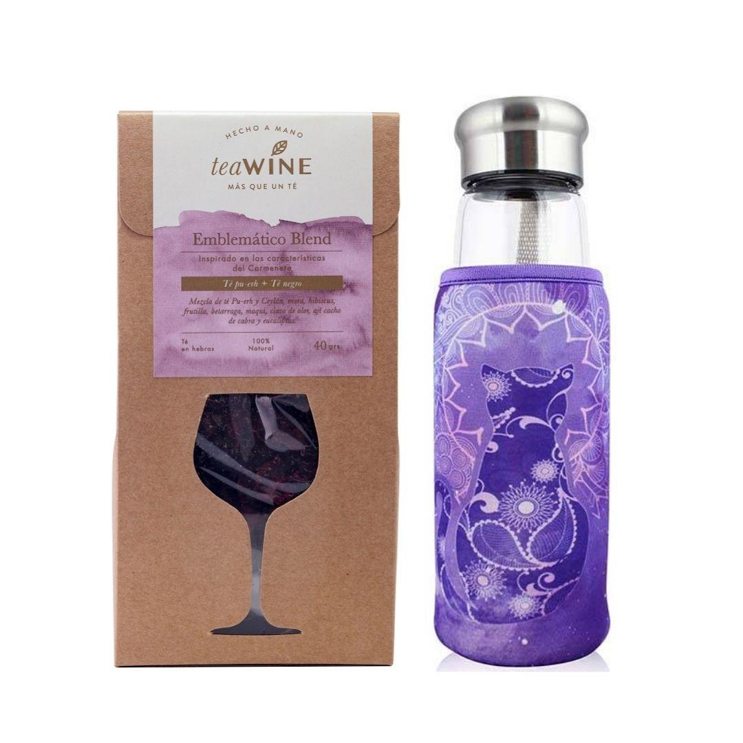Pack Emblemático + Botella