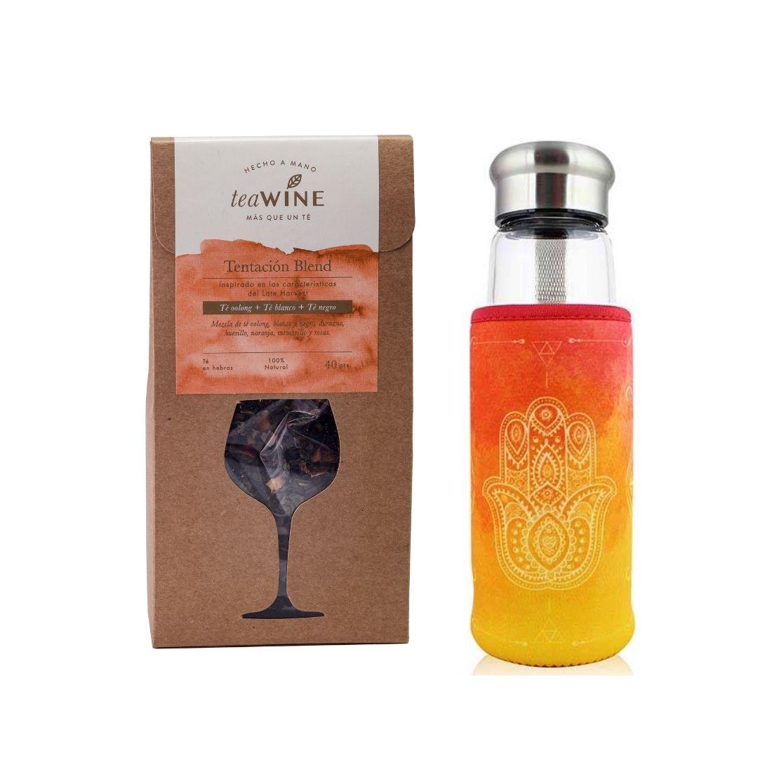 Pack Tentación + Botella