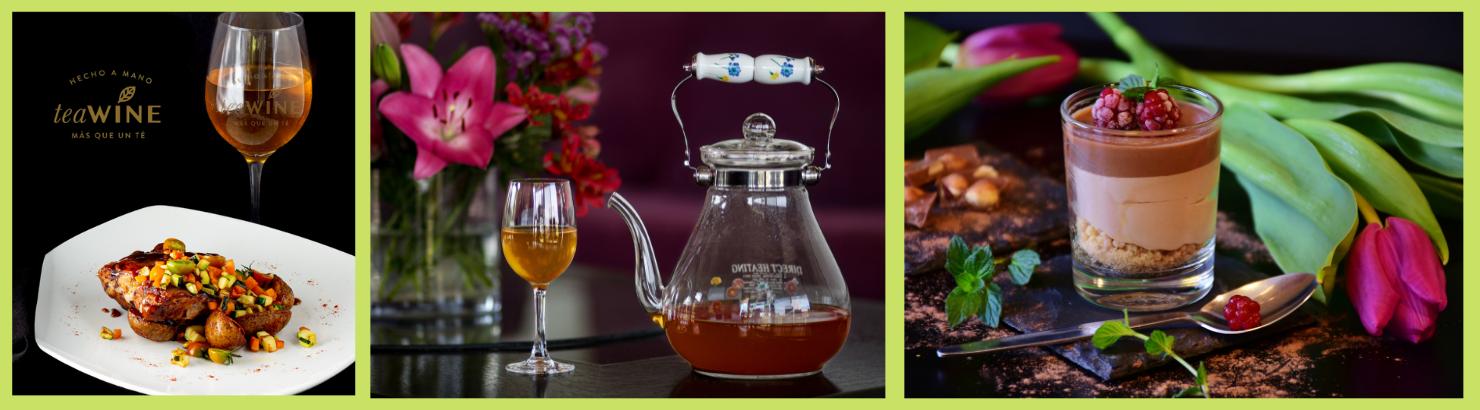 ¿Con qué tipos de tés se puede cocinar?