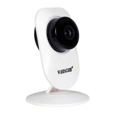 CAMARA IP WIFI HD 720P TEC-HW26 - MICRO SD - VISION NOCTURNA