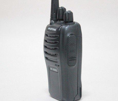 RADIO HANDY BAOFENG - POFUNG BF-666S UHF 5 WATT