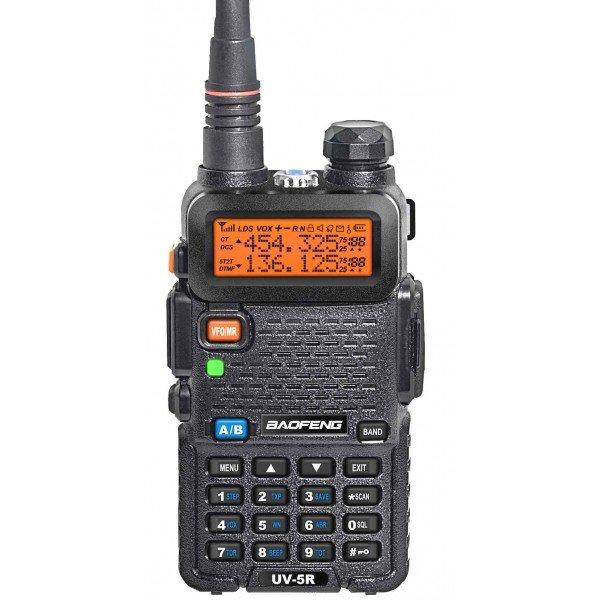 RADIO HANDY BAOFENG UV-5R, VHF/UHF DUAL BAND