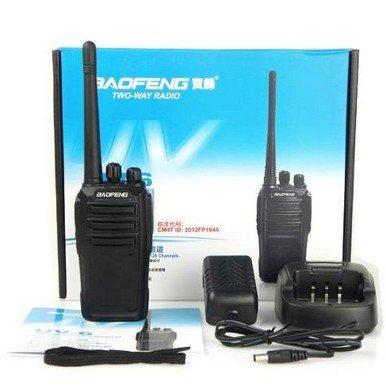 RADIO HANDY BAOFENG UV-6, VHF/UHF DUAL BAND