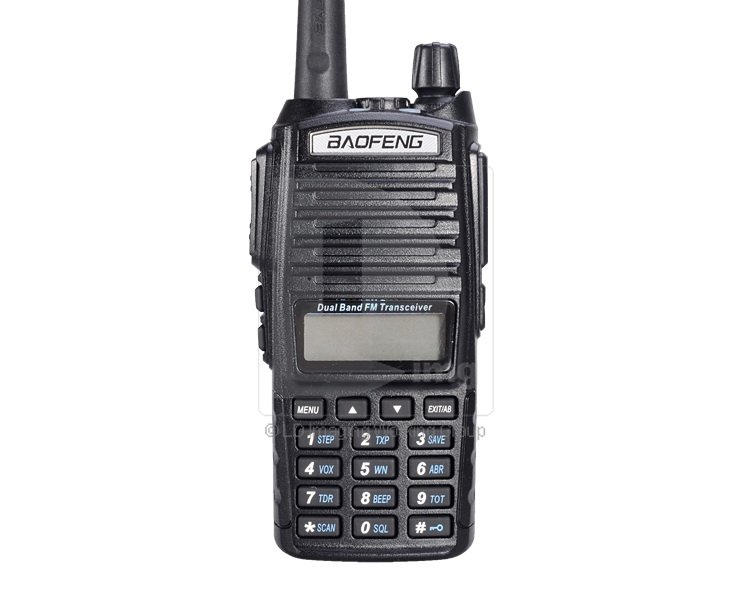 RADIO HANDY BAOFENG UV-82, VHF/UHF DUAL BAND