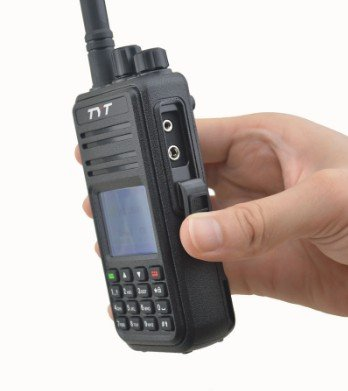 RADIO DIGITAL DMR TYTERA MD-380 - UHF + CABLE PROGRAMACION
