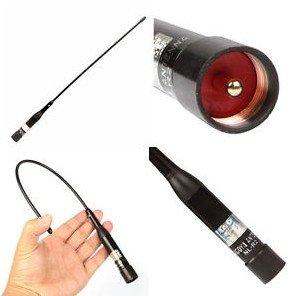 ANTENA NAGOYA NL-R2 PARA RADIO BASE UHF Y VHF