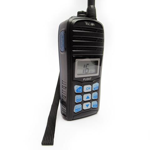 RADIO BANDA MARINA TEC-OH IC-H25 CANALIZADA