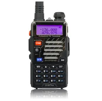 BAOFENG DM-5R PLUS DRM Radio Digital 136-174MHZ/400-470MHZ Doble Banda