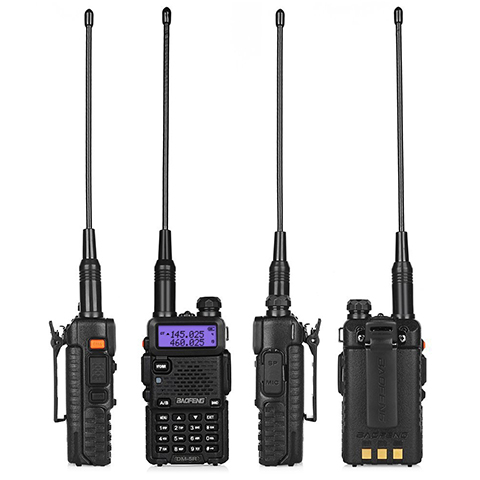 BAOFENG DM-5R DRM Radio Digital 136-174MHZ/400-470MHZ Doble Banda