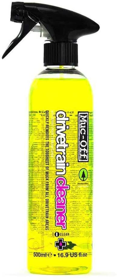 MUC-OFF DRIVE TRAIN CLEANER 500 ML CAPPED