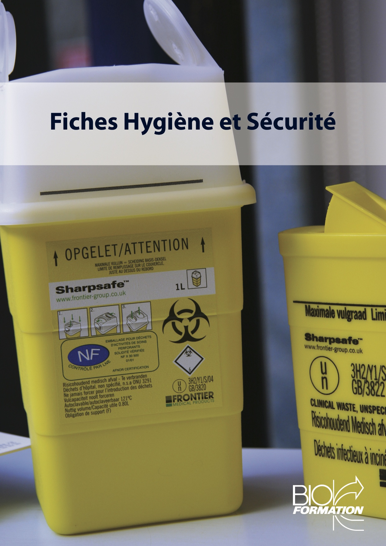 Classeur Hygiène Sécurité
